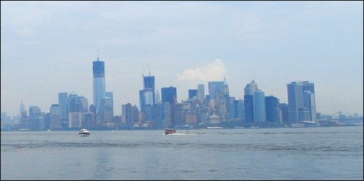 The World Trade Center?