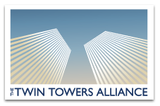 The Twin Towers Alliance Retina Logo